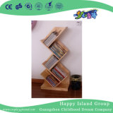 School Natural Wooden Pigment Storage Shelf (HG-4104)