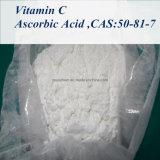 High Quality Vitamin C Powder Antioxidant Ascorbic Acid CAS. 50-81-7 Supplier