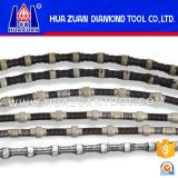 with or Without Spring Coating Diamond Wire Saw