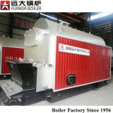 Ecological Biomass Fired Hot Water Steam Boiler