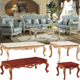 Fabric Sofa Set for Living Room Furniture (510D)