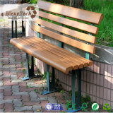 Customized Size Cheap Wood Garden Furniture for Park