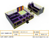 Commercial Top Quality Jumping Trampoline with Competitive Price Manufacture