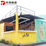 Low Cost Container Cafe House