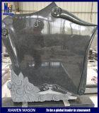Upright Unique Tombstone Cemetery Granite Headstones Wholesale