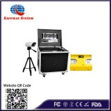 Undercarriage Inspection Camera Security Vehicle Underbody Scanner for Shopping Mall At3000