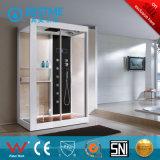 White Frame Wet Steam Room, Luxury Sauna Room Bz-5009