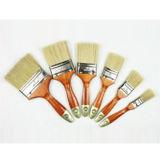 Professional Plastic Handle Cheap Paint Brushes