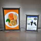 LED Illuminated Lighting Box Display Acrylic Crystal Picture Frame
