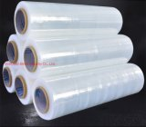 Wrap Packing Film for Pallet LLDPE Stretch Packaging Film Self-Adhesive