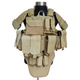 Military Tactical Combat Safety Bulletproof Vest
