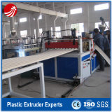 Plastic PVC Corrugated Roofing Plate Board Making Machine