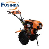 186f / 10HP Diesel Electric Start with 36ah Battery Power Tiller Price