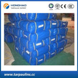 Customerized Waterproof PVC Coated Tarpaulin Bales for Truck Cover