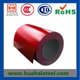 Color-Coated Galvanized Steel Coil (0.18-2.0/914-1250)