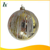 Shiny Hanging Christmas Glass Ball