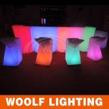 Club Modern Illuminated Light up LED Bar Stool