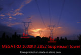 Megatro 1000kv Horizontal Zbs2 Suspension Tower