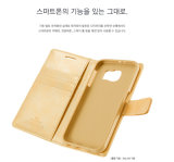 Leather Case Flip Leather Mobile Phone Case for Mercury Brand