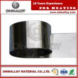High Quality Ohmalloy Nicr8020 Foil for Resistor