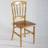 Wholesale Banquet Party Events White Polycarbonate Resin Napoleon Chairs Wedding