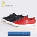 PU Slip-on Casual Men's Footwear with Rubber Outsole