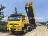 HOWO 6X4 Tractor Head and Tipper Truck Semi Trailer