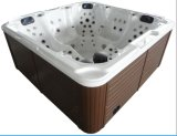 2 Lounge Acrylic Whirlpool Outdoor SPA with Stainless Steel Jets