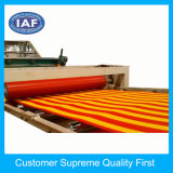 Customized Double Color Hollow Sheet Floor Mat Plastic Extrusion Moulding