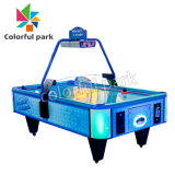 Colorful Park Coin Operated Air Hockey Table Sport Game Arcade Game Machines for 2 Players