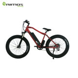2018 New Design 1000W Fat Tire Mountain Electric Bike/Bicycle Snow Ebike with MID Driver Bafang Motor