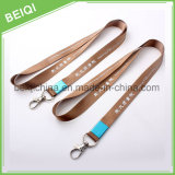 High Quality Wholesale Customized Woven Lanyard for Promotion