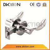 BD005 Stainless Steel Bathroom Door Handle Lock Set