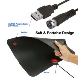 25dBi Flexible HDTV Indoor Digital TV Antenna for Home Use