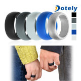 Silicone Wedding Band Engagement Ring Men Women Ring Jewelry