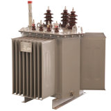Three Phase S9/S11 Series Oil-Immersed Power Transformer, High Voltage Transformer