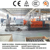 Plastic Rigid Flakes Pelletizing Equipment with Water Ring Die Face Cutting