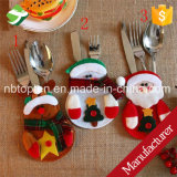 Factory Pirce Christmas Knife and Fork Set/Christmas