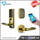 Wireless Hotel Door Lock with Sub-GHz Long Distance Control
