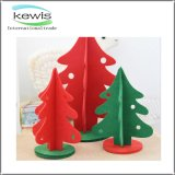 Two Color Choose Non-Woven Fabric Christmas Table Tree