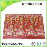 Good Quality and Price Electronic Components Multilayer PCB Red Soldermask2