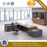 Melamine HPL Wooden Computer Furniture Home Executive Office Table Desk (HX-8NE018)
