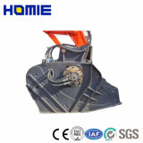 China Manufacturer Excavator Bucket Rock Stone Crusher with Ce Certificate