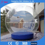New Design Christmas Holiday Inflatable Snow Globe for Sale