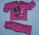 Children's Fleece Terry Pullover Jogging Suit Sweater Pant