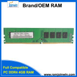 Upgrade RAM DDR4 4GB PC4-17000 DIMM 2133MHz Cl15 1.2V 256MB*8c 16chip Memory Module