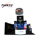 Custom Portable Cheap Trade Show Exhibition Display Free Design Exhibition Booth Design