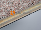 Marble Granite Stone Wood Aluminium Composite Material Fireproof for Exterior Curtain Wall
