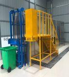Food Waste Lifting, Sorting, Crushing and Pressing Machine/Vegetable Market Garbage Disposal Equipment