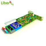 Super Funny Indoor Play Structure for Commercial Amusement Playground